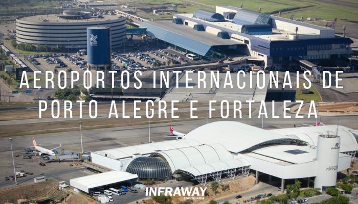 Anteprojeto dos Aeroportos Internacionais de Porto Alegre e Fortaleza
